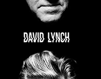 David Lynch // Editorial project