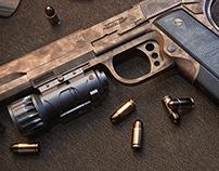 Pistol Final Desert