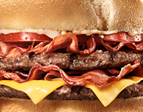 BURGER KING BACON