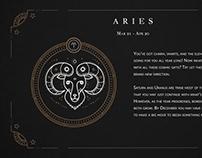 Sacred Horoscope