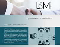 L&M Solution | Web design & Branding