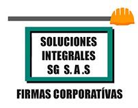 Firmas Corporativas para correo SG Soluciones