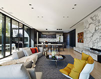 Toorak Home by David Watson Architects