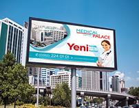 Medical Palace Billboard