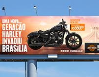 Concorrência Harley-Davidson Brasília