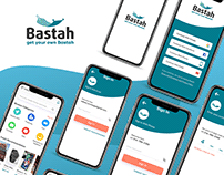 Bastah - A MarketPlace App