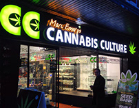 Cannabis Culture Stores and Lounges