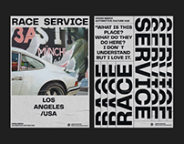 Race Service - creative agency