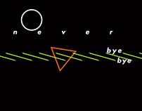 Partitura Visual - Mauvais Sang (1986 Leos Carax)