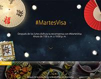 Martes Visa 2016