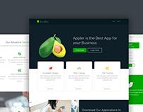 Avodo - Best App Template