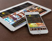 Domenico Vacca - web design (concept)
