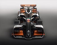 Formula 1 concept 2020