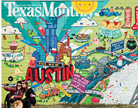 TEXAS MONTHLY March 2016 COVER