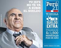Perú 21 - Jefe