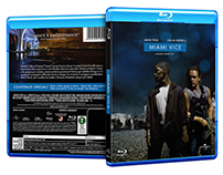 Miami Vice Bluray