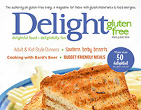 Delight Gluten-Free Magazine May | June 2014