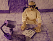 MEMORIES: A StopMotion Animation