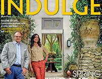 Indulge Magazine Retouch