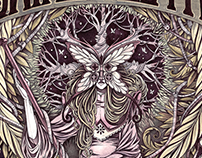 Haywire Festival Poster