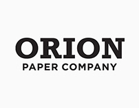 Orion Paper Sample Kit