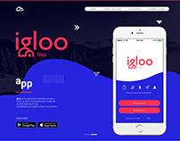 igloo - App Interface