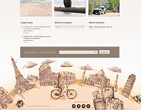 Web Design - Roaming Free