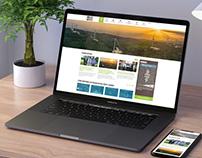Ege Haina - Diseño de Website