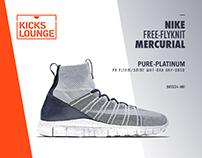 Nike Kicks Lounge Opening