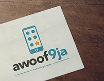 Branding and Identity of Awoof9ja.