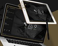 SERAFIN's INK responsive web