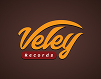 Logo Veley Records
