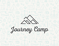 Journey Camp - logo design