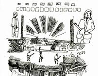 Sketchbook August-September 2017
