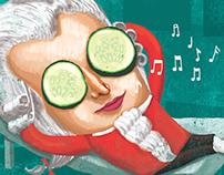 Ilustraciones Festival de Música de Medellín 2015