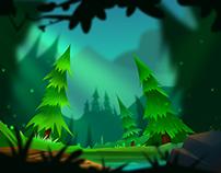 The Hunt Game Design