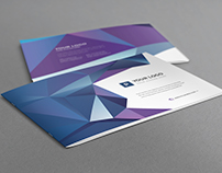 Cool Modern Brochure 32 Pages A5 Horizontal