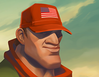 Blaze iOS Game Concept