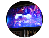UNIVERSE : Booth Experience