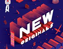 New Originals