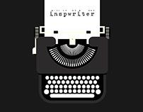 Inspwriters Notebook Design | Cover Book