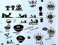 Thumbnail Set: KALYX Project