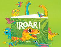 ¡Roar!