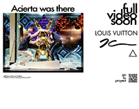 LOUIS VUITTON & JEFF KOONS _ Valencia Acierta