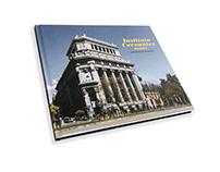 Libro conmemorativo para el Instituto Cervantes