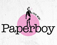Paperboy Logo/branding (AVAILABLE)