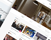 HR - Website Design