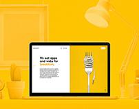Phenomaly   brand & web design