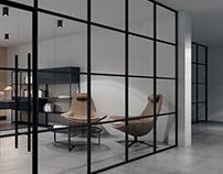 Office - Villa Thoreton