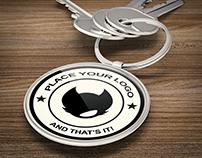 Key Ring Mock Up